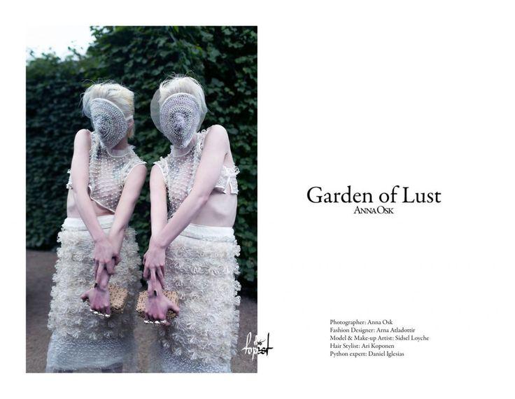 Anna OskGarden of Lust
