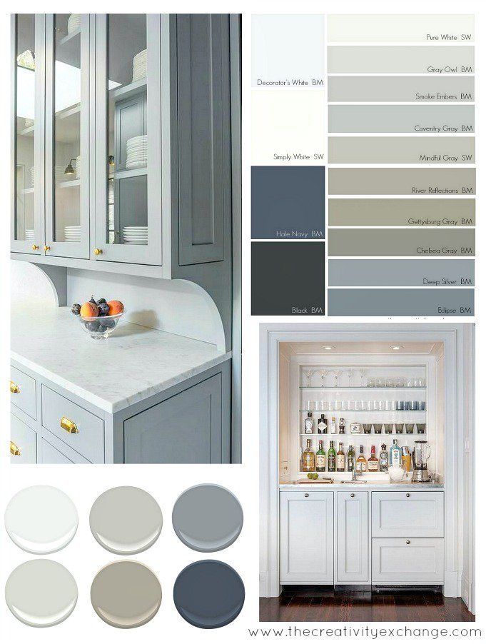 25 best ideas about painted built ins on pinterest for What color paint goes with white kitchen cabinets