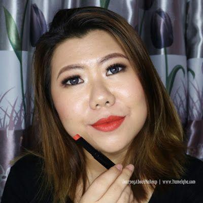 Odessa Matte Lipstick - 709 Sunshine #MatteLipstick