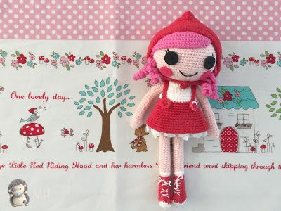 Amigurumi Doll Lalaloopsy Pattern : Best dolls i want to make images crochet dolls