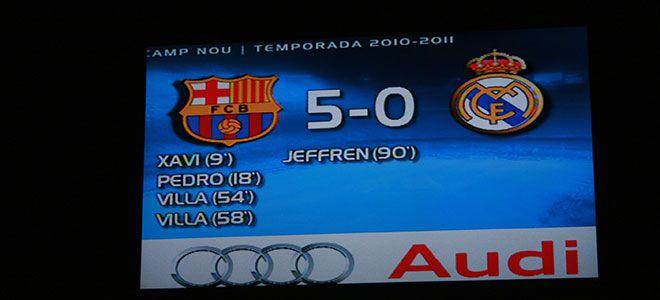 El Clasico FC Barcelone - Real Madrid http://www.footballticketsbarcelona.fr/billetterie/game.php?id=93