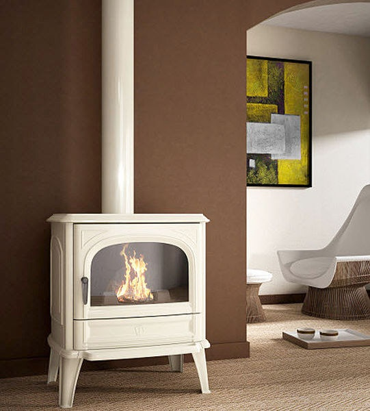 Need this traditional wood-burning stove (cast iron) before winter