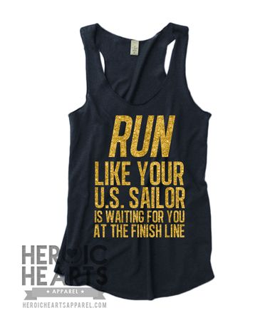 Run Like Your U.S. Sailor