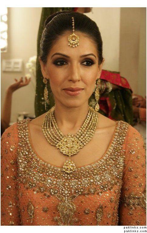 Kundan/polki jewellery