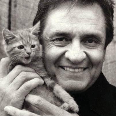 The man in black. Johnny Cash
