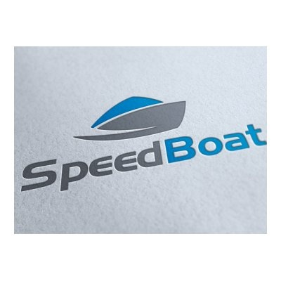 Speed Boat   StockLogos.com