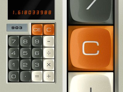Dribbble - Abatron Calculator Buttons by Keith Sereby