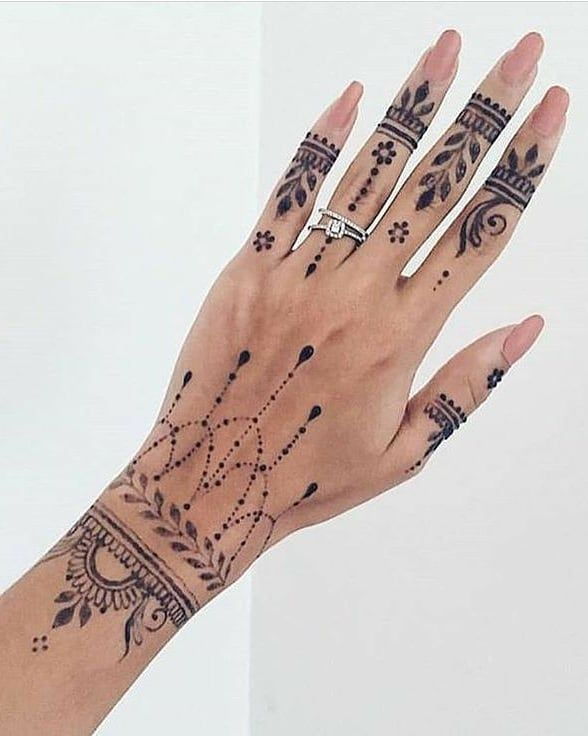 100 Eye Catching Hand Tattoo Designs For Women In 2020 Henna Tattoo Designs Hand Henna Inspired Tattoos Henna Tattoo Designs
