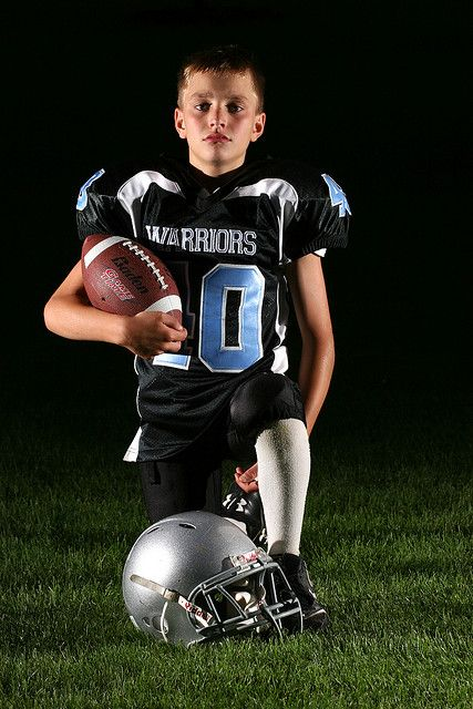 Matt - Warriors Youth Football by Daveblog, via Flickr