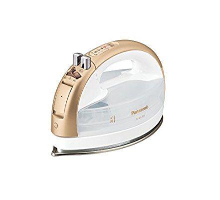 Amazon | パナソニック コードレススチームWヘッドアイロン ゴールド NI-WL704-N | パナソニック(Panasonic) | ホーム&キッチン