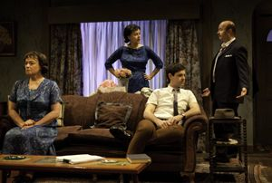 Tarragon Theatre's, The Real World by Michel Trembplay