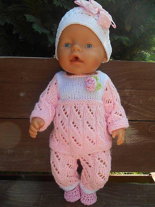 Monika.M / Alica - oblečenie pre bábiku