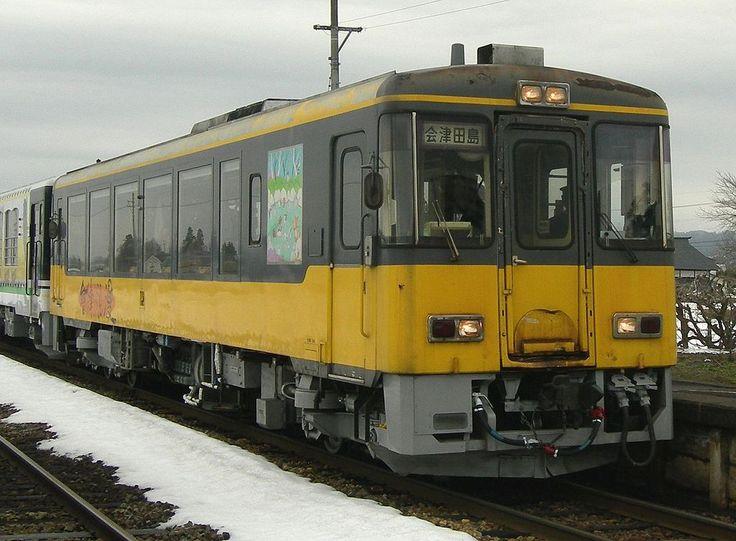 AT-103 - 会津鉄道門田駅