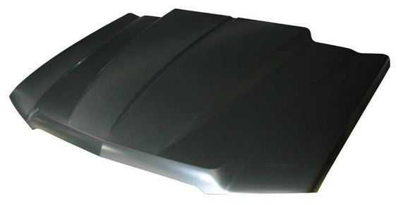"""2003 - 2005 Chevrolet Silverado 1500 w/o Cladding 2"""" Cowl Hood"""