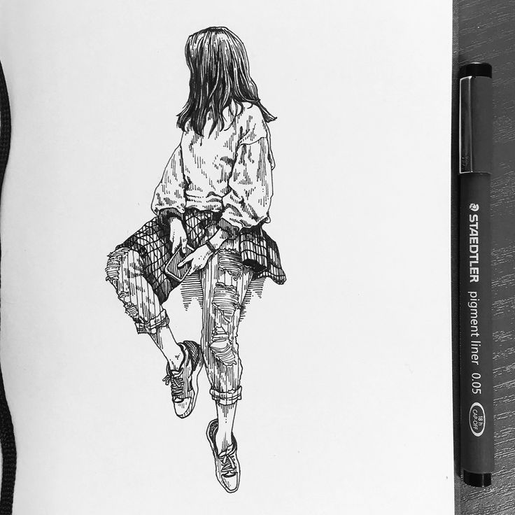 17.03.26-17.04.01 drawing on Behance
