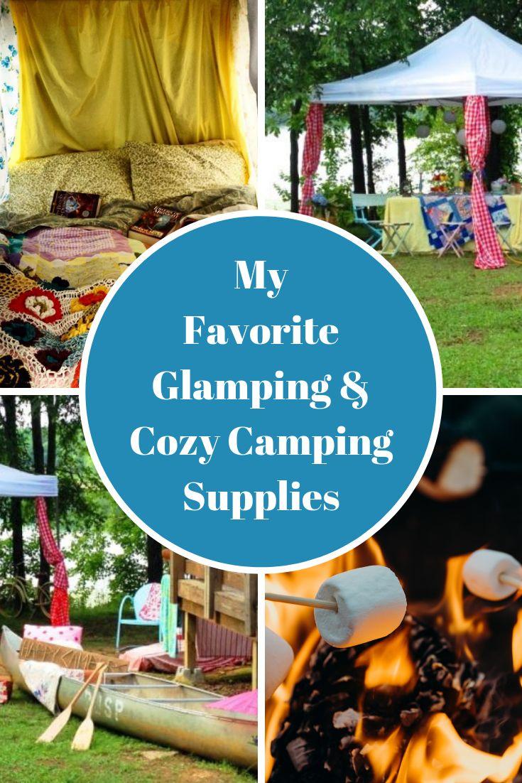 Pin by Arkansas Glamping on Glamping Hacks | Cozy camping ...