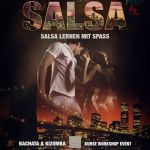 Leading und Following Salsa-Kurs mit Sirli  Leading und Following Salsa-Kurs mit Sirli Schloss Wann: Dienstags ab 13.09. Wie oft : 4 x 15 Std Uhrzeit : 19.30  21.00 Kosten: 69 Euro Mitglieder 55 Euro Inhalt : Führungstechnik für Herren und Führunsspüren und erkennen für Ladies. This course is aimed for On2 dancers who have already done at least 3 interm []  Mehr Salsa Bachata Kizomba Informationen auf salsastisch.de.