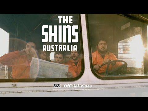 The Shins - Australia   #video #music #theshins