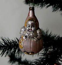 alter Christbaumschmuck Miss Muffet Lauscha antiker Weihnachtsbaumschmuck