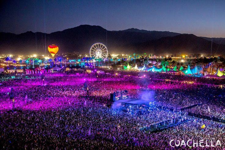 Coachella LIVE 2016