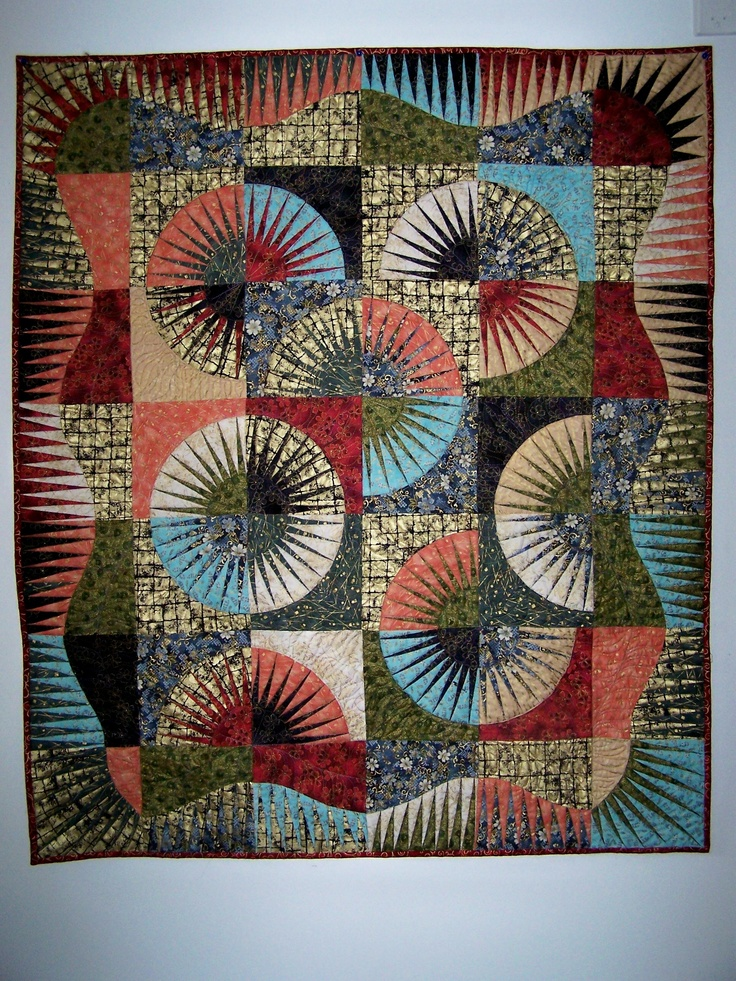 67 best Quilts - New York Beauty images on Pinterest | Colors ... : quilt new york - Adamdwight.com