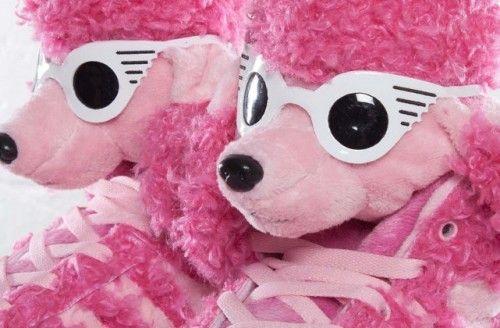 Розовый пудель // JSWINGS