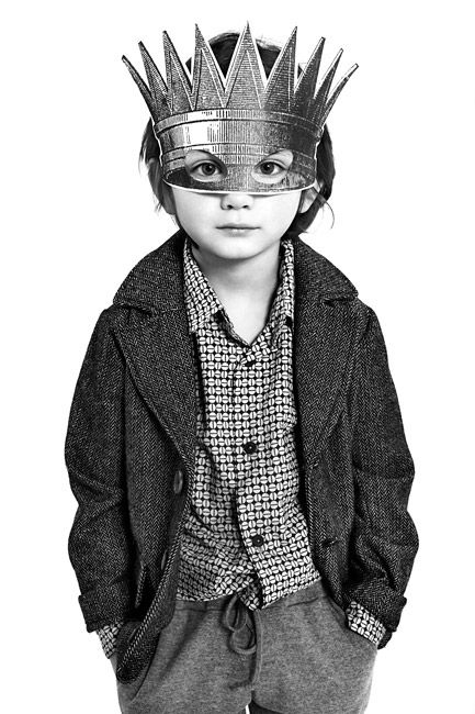 I could spend the rest of my life reinterpreting this kid's fashion for my own use. it's incredibly brilliant.
