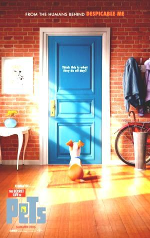 Grab It Fast.! Premium Cinema The Secret Life of Pets Download Online gratis The…