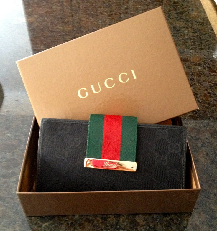 GUCCI WALLET @SHOP-HERS