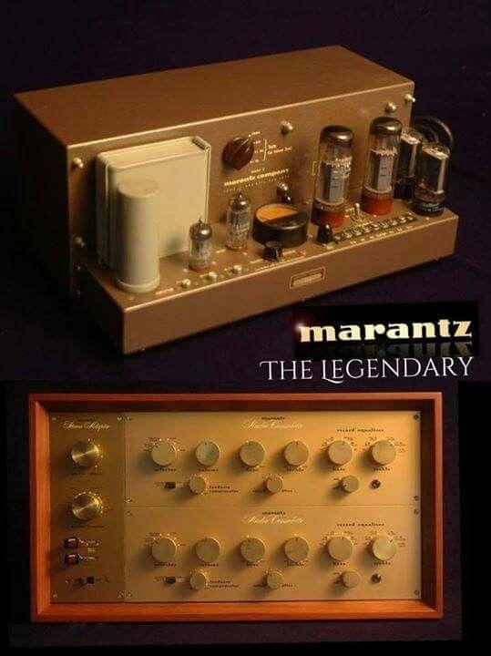 Vintage audio Marantz