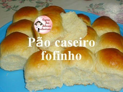 Eu testei receita do blog: Claudia Colonno, Pão caseiro fofinho - Espaço das delícias culinárias