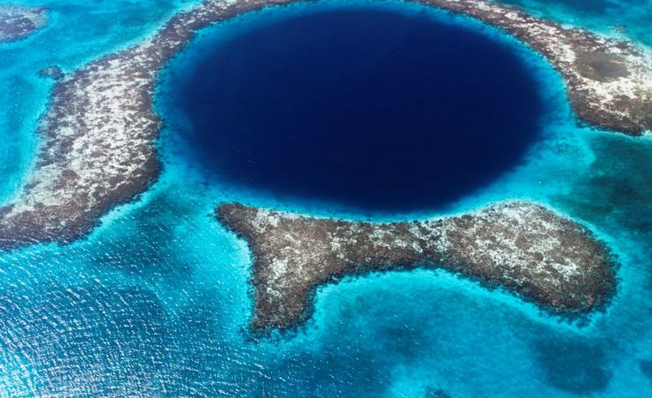 en menos de 20 años el espectacular arrecife situado en mitad del Caribe podría desaparecer. Famoso por su 'Gran Agujero Azul', el ecosistema que lo rodea es bastante vulnerable y ya en 1995 durante el huracán Mitch perdió el 50% de las especies autóctonas. La contaminación y la sobreexplotación pesquera ponen en riesgo todo el arrecife.