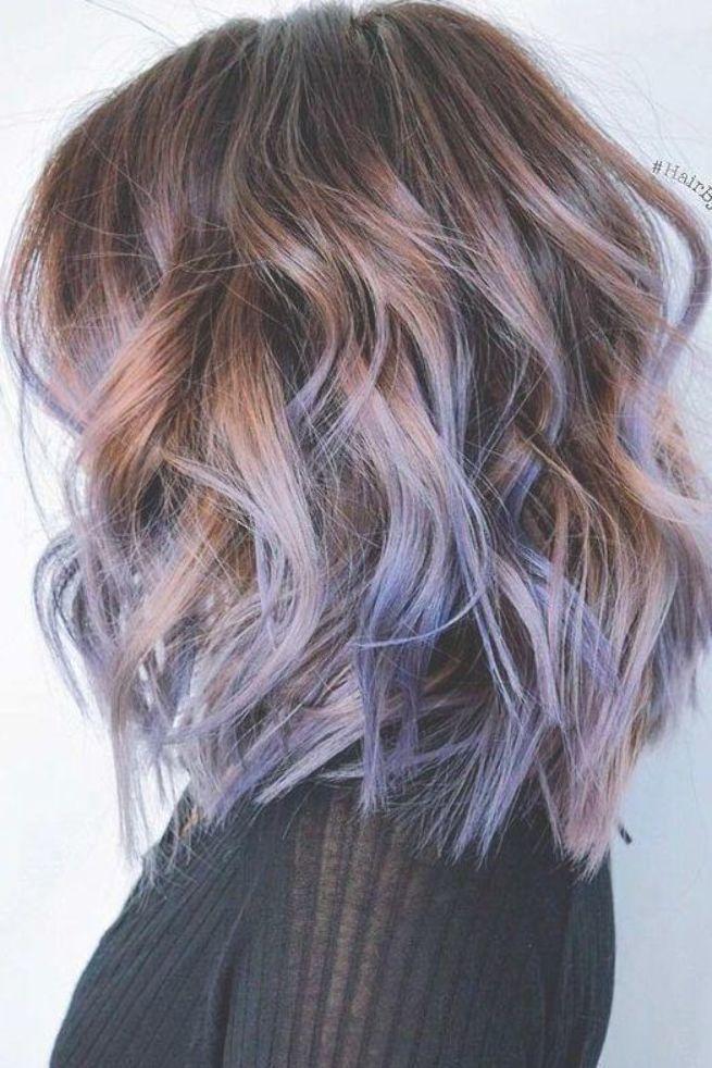 20 Cute Pastel Hair Color Ideas 2017 Hair Styles Thick Hair Styles Pastel Purple Hair