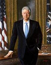 Bill Clinton - probably the greatest president in my lifetime.