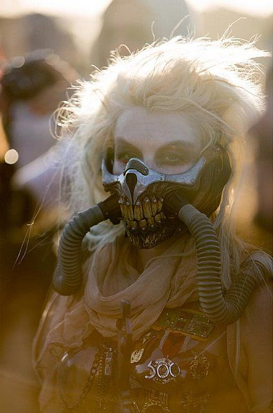This Post-Apocalyptic Festival Will Give You SO MUCH Mad Max Costume Inspiration