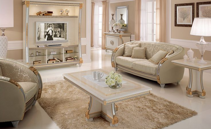 Liberty Collection Living Room www.arredoclassic.com/living-room/liberty