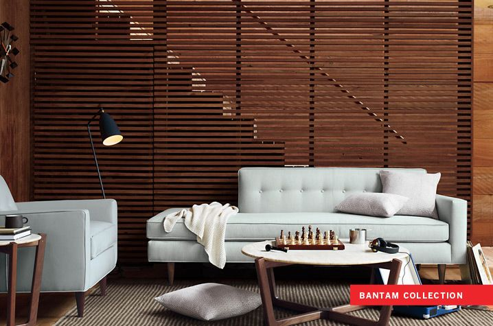 Bantam Collection, Arm Chairs, Sofa, Sectional - Design Within Reach - This is not bad.