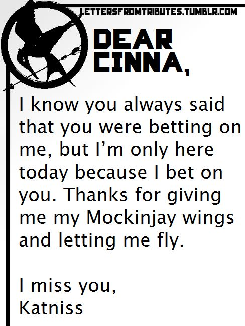 Letters From Tributes, not sure how these git started but they are terrible ;(