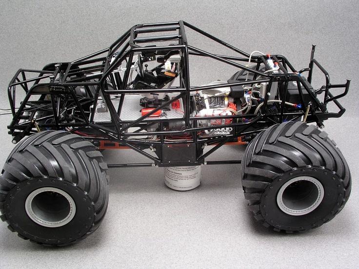 samson 4x4 monster truck