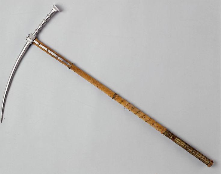 Bec de corbin. Hungary, ca 1530