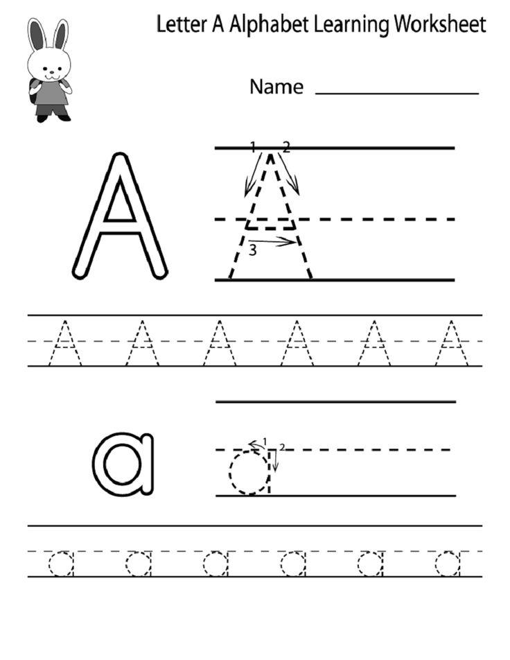 10 best ABC letters images on Pinterest   Kindergarten alphabet ...