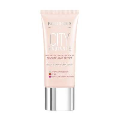 Bourjois City Radiance 32 Vanilla Skin Protection Fond de teint c'est une bonne offre ou tu as mieux au canada ou states comme fond de teint j'achete demain ou pas ? @j