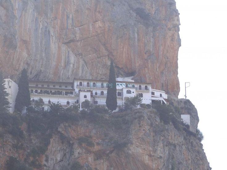 Μονή Έλωνας/Νότια Κυνουρία Monastery of Elonas/South Kinuria