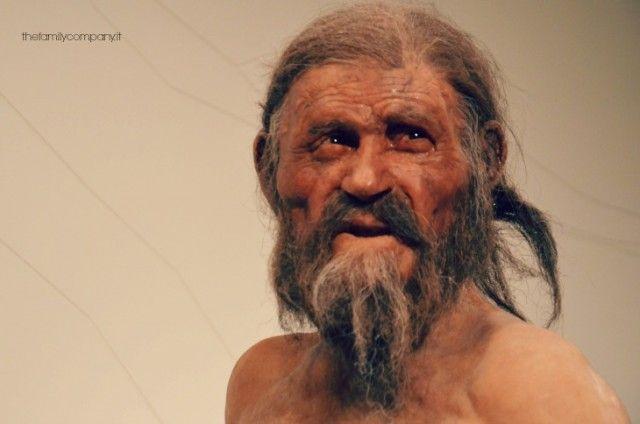 Otzi, la mummia venuta dal ghiaccio. Ecco dove incontrarla.