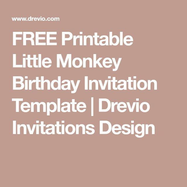 The 25+ best Invitation templates ideas on Pinterest Baby shower - free birthday invitation templates for word