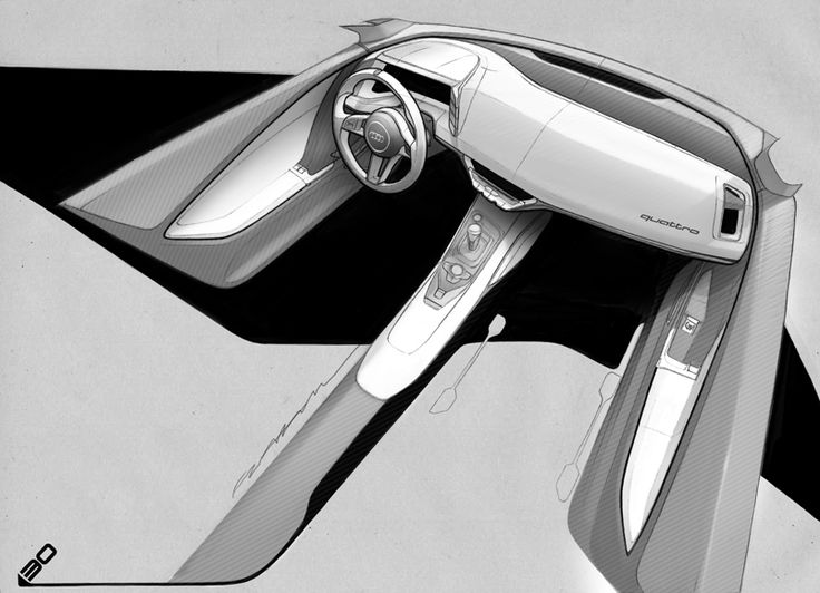 QUATTRO - concept | GRAFFITI, CARS & TOYS by FLATAU/THESIGNER