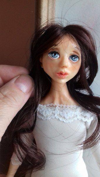 Куклы ручной работы/игрушки/Valentina Kritsun
