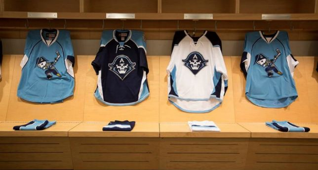 MKE Admirals | AHL's Milwaukee Admirals release awesome new jerseys, logo | The ...