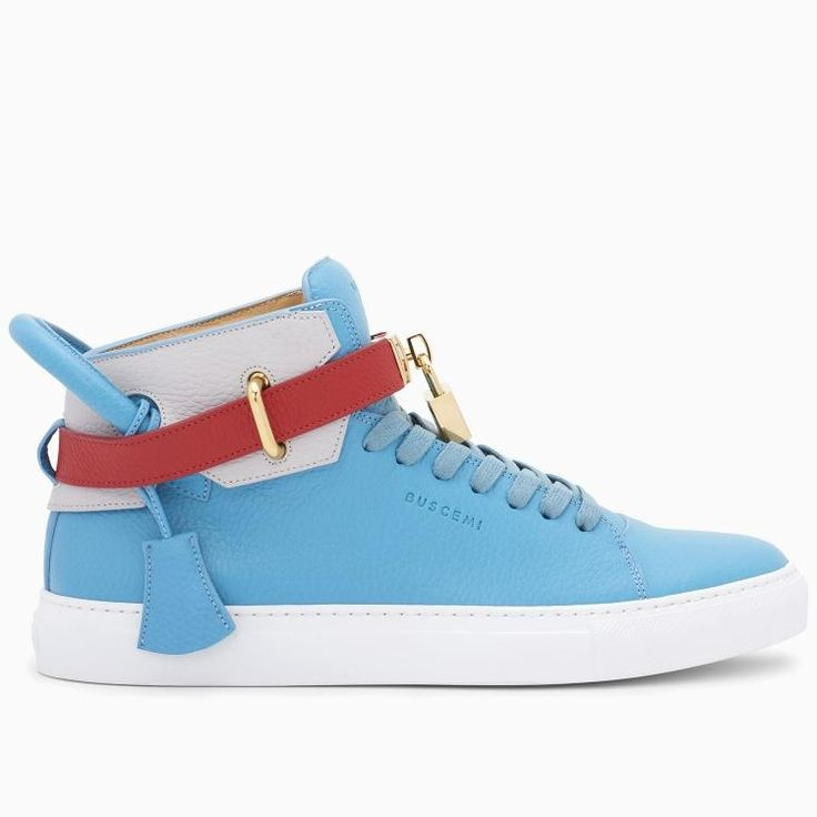 Buscemi Men's 100MM Oxygen Tricolor Sneakers #shoes #sneakers #buscemi #christmas #gifts #fashion #liftstyle