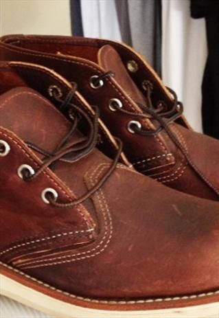 RedWing shoes mod Chukka available size 39-45 in my asos store